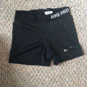 Nike Shorts - nike pro spandex